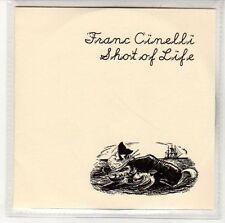 (EN253) Franc Cinelli, Shot Of Life - 2013 DJ CD