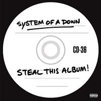 SYSTEM OF A DOWN - STEAL THIS ALBUM!  2 VINYL LP NEW!