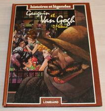 BD Gauguin & Van Gogh par Dick Matena - EO 1990 Lombard