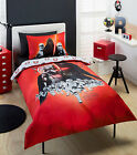 Star Wars Quilt Cover Set | Kylo Ren | Captain Phasma | First Order | Single