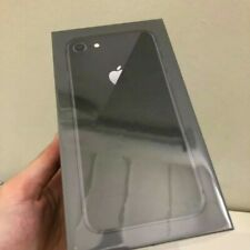 BRAND NEW SEALED Apple iPhone 8 - 64GB - Space Grey