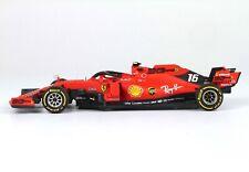 BBR Models BBRC231A 1/43 - Ferrari SF90 - GP Belgium 2019 - Leclerc - Ltd Ed