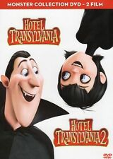 Dvd HOTEL TRANSYLVANIA - Collection 1 & 2 - (2015) (Box 2 Dvd) ......NUOVO