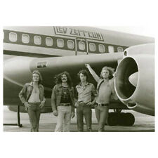 """LED ZEPPELIN Airplane Photo Tapestry Cloth Poster Flag Wall Banner 30"""" x 40"""""""