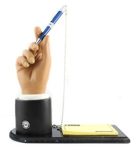 Retro 51 Dealers Hand Pen Display w/ Base & Test Pad - RARE
