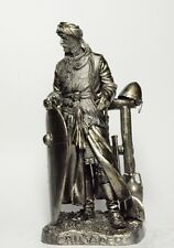 Tin soldier, figure. Knight Crusader 90 mm