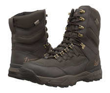New in Box Danner Mens Vital Insulated 400G Hunting Shoes Boots Brown 8 2E US
