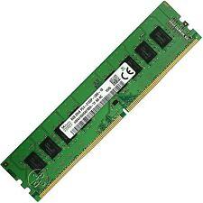 SK HYNIX 8gb 1x8gb pc4-17000 ddr4-2133 NON-ECC senza buffer Desktop RAM Memory