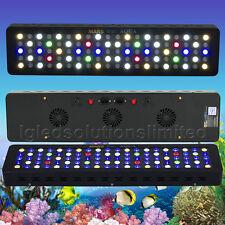 3PCS Mars Aqua 300W LED Aquarium Light Dimmable Marine Reef Coral SPS/LPS Lamp