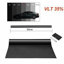 "Uncut Window Tint Roll 35% VLT 20"" x 10ft feet Home Office Car Auto Film 50CMX3M"