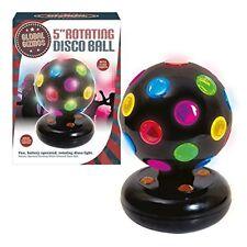 """5"""" Rotating Disco Ball Light Display - Global Gizmos"""