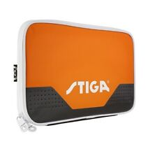 Table Tennis Case: Stiga Stage Single Bat Wallet – Orange