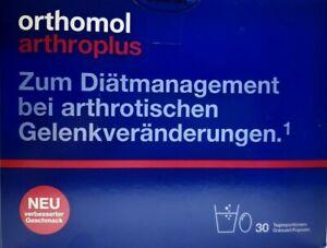 Orth. arthroplus Granulat Kapseln Kombi für 30 Tage PZN 08815227