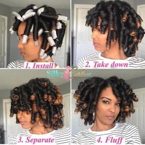 Silky Curls Flexi Rods (3 Packs)