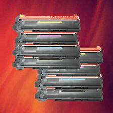 8 Color Toner Set for Brother TN-210 MFC-9010CN MFC-9120CN MFC-9320CW