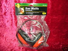EAR MUFFS INDUSTRIAL SAFETY 23 dB Noise Reduction Safe Hearing Protection New i