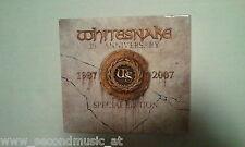 CD-- WHITESNAKE--1987-2007----SPECIAL EDITION ALBUM