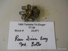 1985 Yamaha Tri-Zinger YT60 Rear Drive Assembly Mounting Bolts
