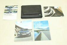 BMW 5er E61 LCI Facelift Bordmappe Bedienungsanleitung Bordbuch Leder Mappe