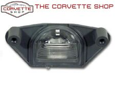 Corvette Rear License Light 1975-1987 & 1997-2012 or Spare Tire Lamp 1984-1987