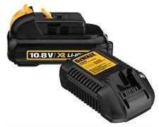 Batteries et chargeurs électriques pour le bricolage 10,8V