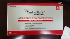 Cardinal Health Essentials Adhesive Remover Wipe 1-1/4 X 3