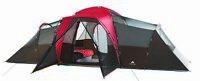 10-Person Family Outdoor Camping Tent Shelter Waterproof Outing Hiking Backyard