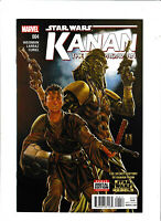 Kanan The Last Padawan #4 VF/NM 9.0 Marvel Star Wars Rebes Hera Sabine Ezra Zeb