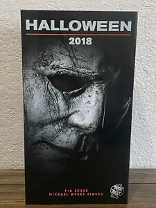 "Halloween Michael Myers 2018 1/6 Scale 12"" Action Figure Trick or Treat Studios"