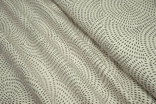 Cotton Fabric Moda Thicket 48202 12 Swirls Natural Black 0.54yd (0,5m)