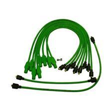 Taylor Spark Plug Wire Set 74571; Spiro Pro 8mm Lime Green for Chrysler V8