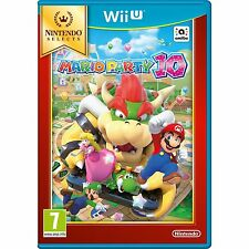 Mario Party 10 Wii U Game (Selects) - Brand New!