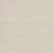 3 Yds Ultrafabrics PROMESSA Tusk Cream Faux Leather Upholstery Fabric Rack2