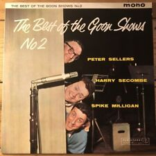 PMC 1129 The Best of the Goon Shows No. 2 - black/gold