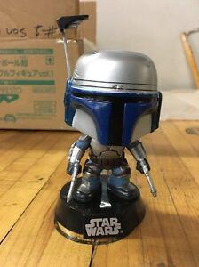 FUNKO POP! Star Wars JANGO FETT (Limited Exclusive Lego Star Wars III bonus toy)