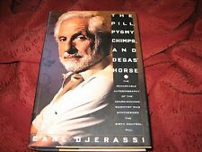 The Pill, Pygmy Chimps, and Degas' Horse...CARL DJERASSI HD SIGNED