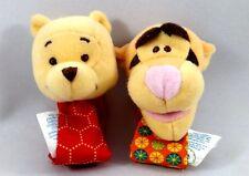 2 Arm / Crib / Stroller Toys Rattles Tigger & Winnie Pooh Disney Kids Preferred