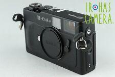 Konica Hexar RF 35mm Rangefinder Film Camera In Black #11714D2