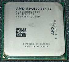 AMD Fusion A6-3650 2.6 GHz Quad-Core Processor, AD3650WNZ43GX, FM1
