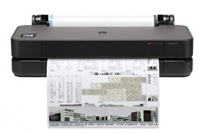 HP DesignJet T210 Large Format Compact Up to 24-inch media rolls, Black