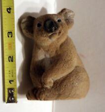 Stone Critters Koala bear figure Sc-050