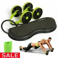 Abdominal Trainer Resistance Workout Machine Home Gym Exercise Core Fitness Tool