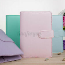 A5 Weekly Monthly Planner Diary Classic Loose-Leaf-Ring-Binder Notebook   **
