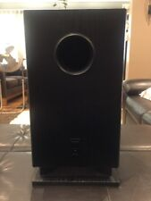 Thumping Onkyo SKW-200 Powered Subwoofer Speaker 75 watts Sub