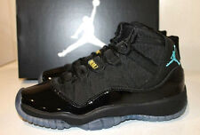 Nike Air Jordan 11 Retro GS Gamma Blue Black 378038 006 Girl Kids Sz 6.5Y Shoes