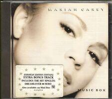 MARIAH CAREY - music box  CD 1993