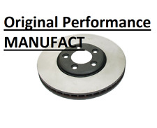 FRONT Disc Brake Rotor FOR Jaguar S-Type Lincoln LS Ford Thunderbird