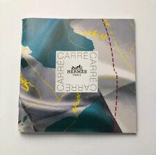 HERMES scarf scarves Book Booklet Le Carre Hermes Spring Summer 2005  PARIS
