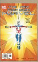Captain Marvel #17-2004 nm- 9.2 Peter David 1st full app Phyla-Vell