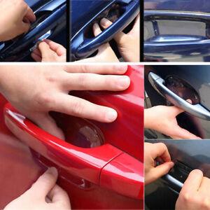 Auto Pickup SUV Door Handle Invisible Anti Scratch Protector Films Vinyl Sticker